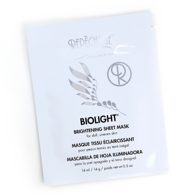 BIOLIGHT BRIGHTENING SHEET...