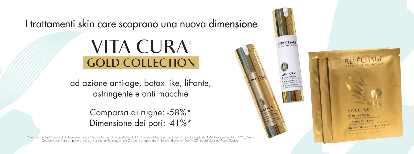 Vitacura Gold Collection