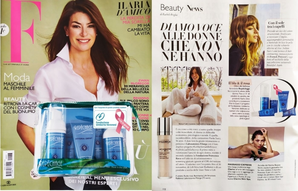 PINK IS GOOD e REPECHAGE